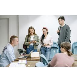 Studijní poradenství - Seberozvojový víkendový program KaSPo - 148
