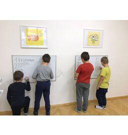 Skupinové kurzy - Kurz grafomotoriky v Kladně - 301