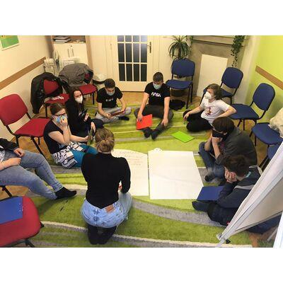 """Skupinové kurzy - Zimní kurzy """"Nácvik sociálních dovedností"""" v Kladně - 283 - Kladno: skupina pro 6. a 7. třídu"""